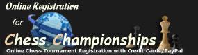 online registration for chess championships